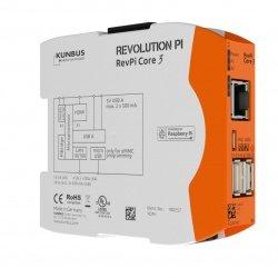 Revolution Pi RevPi Core 3 4 GB eMMC - PLC modul