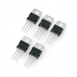 Bipolární tranzistor NPN BD911 100V / 15A - 5 ks.