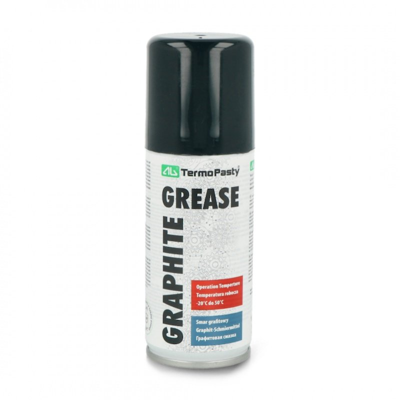 Grafitové mazivo - 100ml sprej