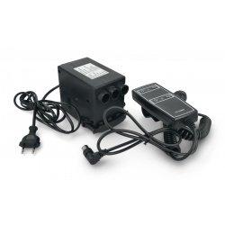 Regulátor lineárního aktuátoru FDI 24 V + dálkové ovládání