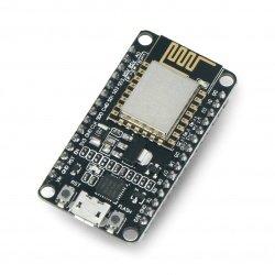 Moduł WiFi ESP-12E + NodeMCU v2 - 4MB