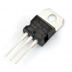 Stabilizator 10V L7810CV - THT TO220