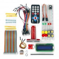 Prototypová sada Electronics KIT pro Raspberry Pi 4B