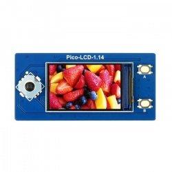 Wyświetlacz LCD IPS 1,14'' 240x135px - SPI - do Raspberry Pi