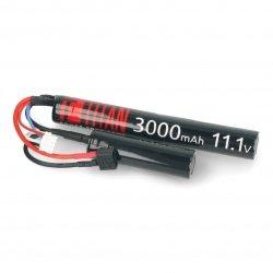 Li-Ion Titan 3000mAh 16C 3S 11.1V baterie - DEANS - 18x70mm a