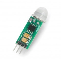 Mini PIR detektor pohybu HC-SR505