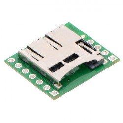 Modul čtečky karet microSD - Pololu 2597