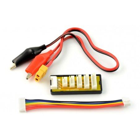 Nabíječka Li-Pol / Li-Fe / Li-Ion / Ni-CD / Ni-MH / Li-HV s