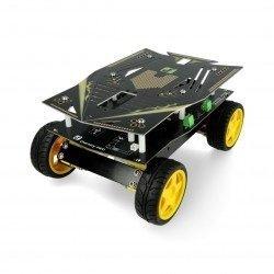 Vzdělávací roboti na 4 kolech