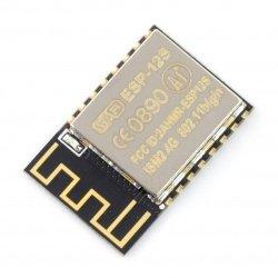 Moduly WiFi - ESP8266