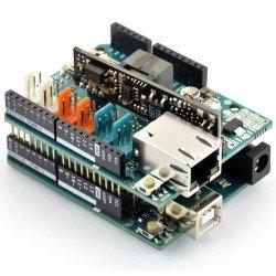 Arduino Shield - rozšíření