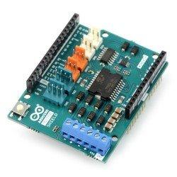 Arduino Shield - motorové a servomotory
