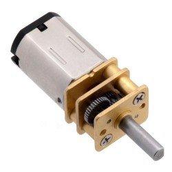 Motory Micro Pololu řady HPCB - uhlíkové kartáče High Power +