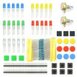 Soupravy elektronických součástek