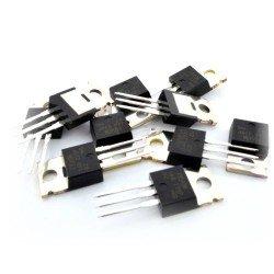 Unipolární tranzistory (MOSFET)