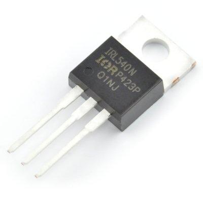 Tranzistor N-MOSFET IRL540NPBF