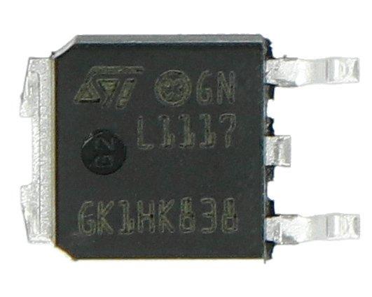 Stabilizátor LDJ ADJ LM1117