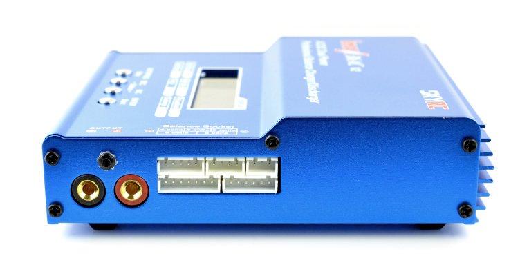Nabíječka Li-Pol / Li-HV / Li-Ion / Li-Fe / Ni-Cd / Ni-MH s vyvažovačem SkyRC IMAX B6AC v2 s vestavěným napájením