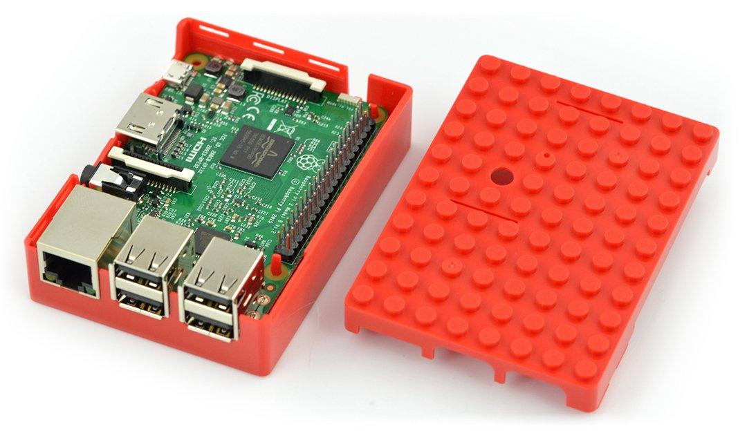 Pi-Blox obudowa Raspberry Pi