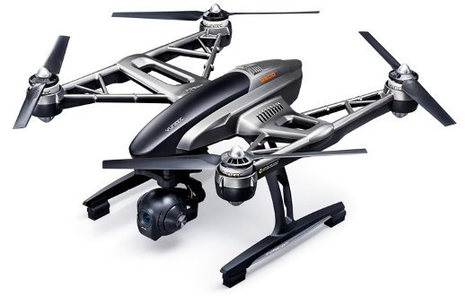 Dron quadrocopter Yuneec Typhoon Q5004K FPV