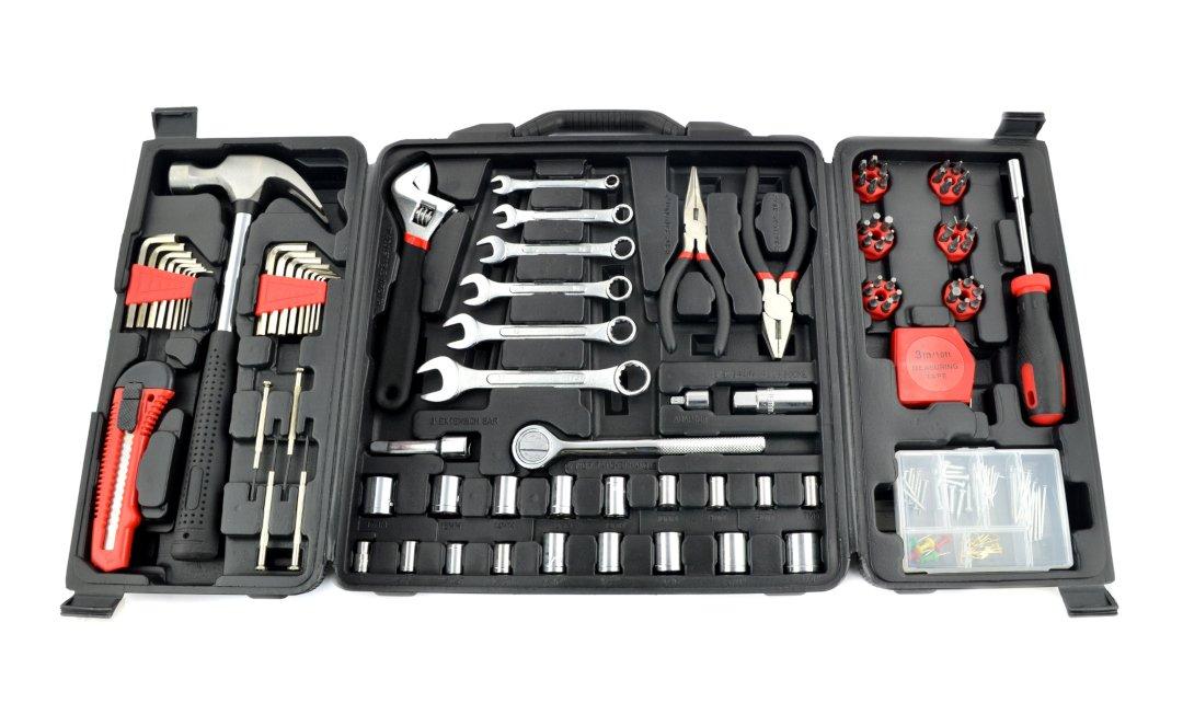 Zestaw narzędziowy Stahlbar KL12014