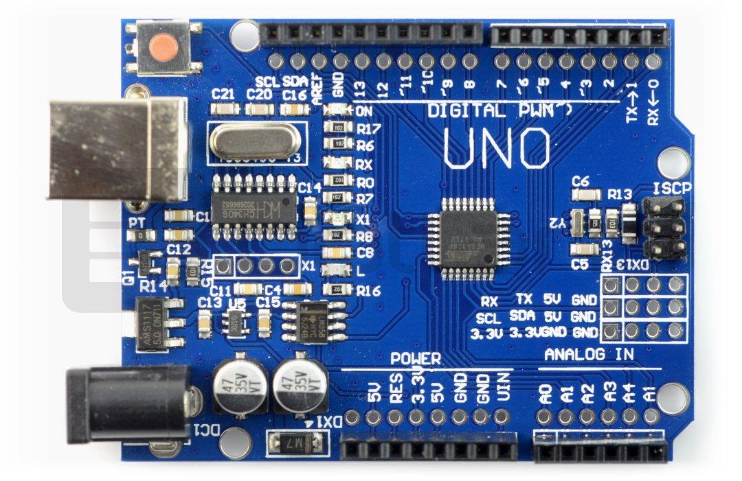 Modul UNO R3 CH340 kompatibilní s Arduino