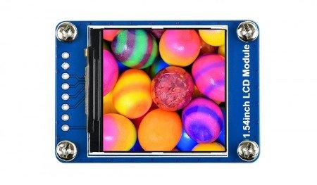 IPS 65K RGB LCD displej - 240 x 240 px 1,54 '' SPI.